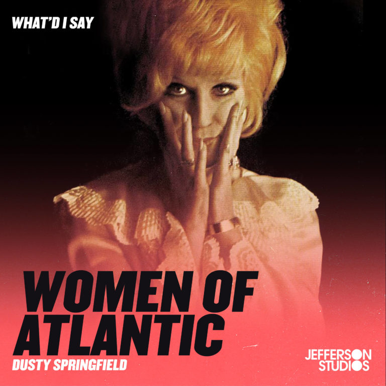 Dusty Springfield (Women of Atlantic)