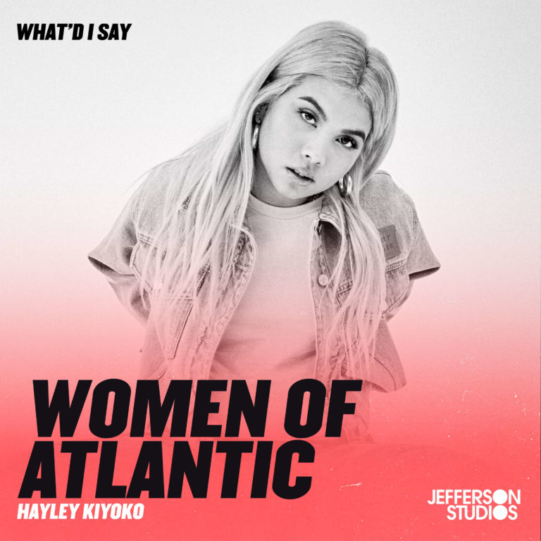 Hayley Kiyoko (Women of Atlantic)